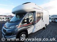 Auto-Trail Apache 632 Low-Line MANUAL 2017