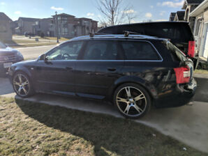 2004 Audi S4 Wagon (Manual)