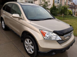2008 Honda CR-V EX-L SUV Low KMs! Great Deal! Great Condition!