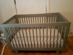 Babyletto Hudson 3 in 1 Crib and Mattress