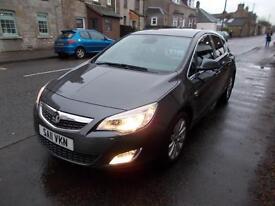 2011 Vauxhall/Opel Astra 1.7CDTi 16v ( 125ps ) ecoFLEX SE