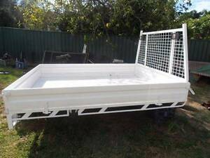 Toyota Land Cruiser steel tray Charlestown Lake Macquarie Area Preview
