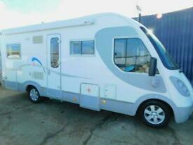 Adria Vision 677 SP Luxury 4 Berth Automatic A Class 2007 Motorhome For Sale