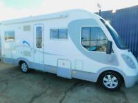 2007 Adria Vision 677 SP Luxury 4 Berth Automatic A Class Motorhome For Sale