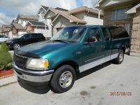 1997 Ford F-150 XL Pickup Truck