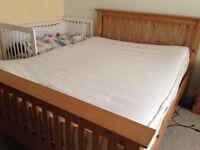 King Size SLEEPEEZE mattress..