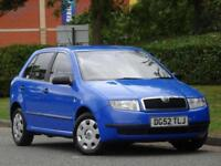 Skoda Fabia 1.4 Classic 2002 +1 LADY OWNER +13 SERVICE STAMPS + BARGAIN TO CLEAR