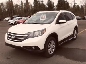Honda CR-V SE AWD 2014