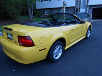 ( REDUCED ) 1999 MUSTANG CONVERTABLE