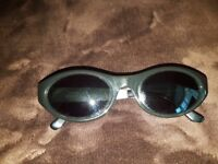 Gianni Versace vintage sunglasses and original leather case