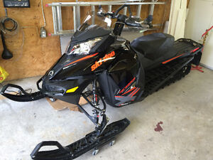 Renegade back country 800x, 2015 à vendre