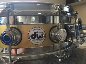 DW Collectors Edge 5 x 14 Snare (As New)