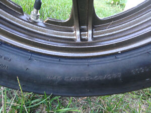 Motorcycle tires. BRAND NEW