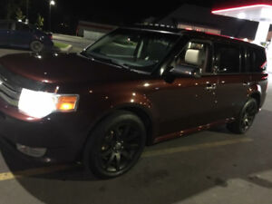 FORD FLEX LIMITED AWD 134000KM ECHANGE+$ ACCEPTER
