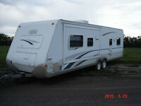 2004 30' trail lite travel trailer