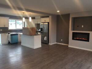 3 Bed 2.5 Bath BRAND NEW End Unit Townhome For Rent