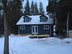 Lake Huron Waterfront Cottage For Rent
