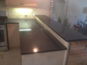 Quartz Kitchen and Bathroom Countertops Sale!! Stratford Kitchener Area image 1