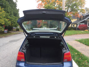 2007 Volkswagen Golf City - $3500.00 OBO