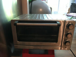 Cuisonart Convection toaster oven