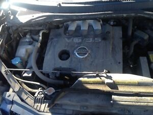 Engine fit 2005-2006 Nissan Quest 3.5L AT 4 speed, Tested