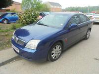 Vauxhall Vectra 2.0DTi 16v LS 5 DOOR - 2003 03-REG - 6 MONTHS MOT