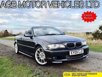 * BMW 330 CI M-SPORT AUTO AUTOMATIC 330 MSPORT M SPORT CONVERTIBLE SMALL M3 *