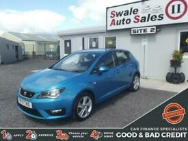 image for 2017 SEAT IBIZA TSI FR TECHNOLOGY 1.2L 36,000 MILES - LOW ROAD TAX - 2 OWNERS