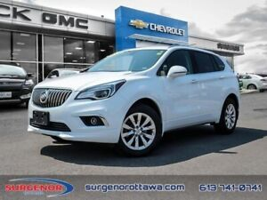 2017 Buick Envision Essence  - Certified - Leather Seats - $200
