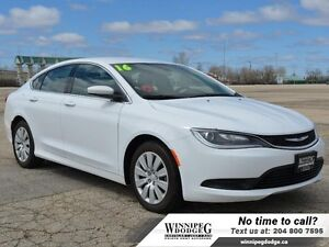 2016 Chrysler 200 LX *DEMO* Low Payment  *DEMO*