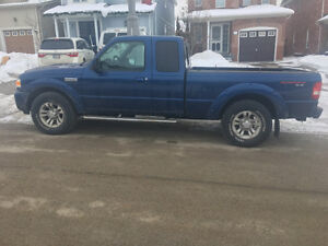 2009 Ford Ranger Coupe (2 door)