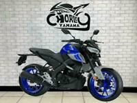 YAMAHA MT-125 2021 MODEL,LEARNER LEGAL,NAKED STREETBIKE,LOW RATE FINANCE