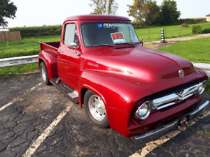 1954 Ford Show Truck