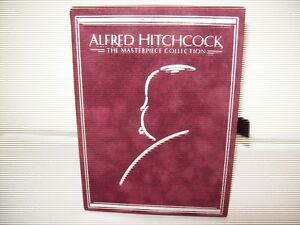 Alfred Hitchcock Masterpiece Collection DVD Box Set+Extra Movie!