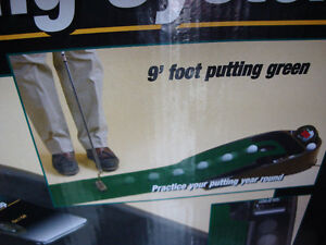 Golf, Golf game, Putting green, Electronic putting green London Ontario image 4