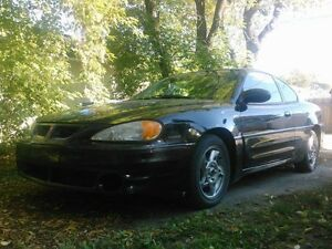 2003 Pontiac Grand Am GT Coupe (2 door) $3200.00 OBO