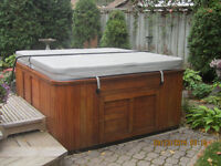 2000 Hydropool 5 Person  Hot Tub incl. lounge seat