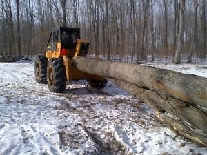 Skidder for hire or logging contractor Peterborough Peterborough Area image 1