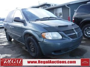 2006 DODGE CARAVAN  4D WAGON