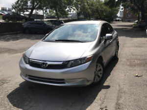 Honda Civic 2012- Automatic, Bluetooth, Cruise control