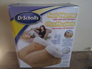 Dr. Scholls Foot Warmer