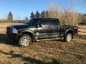 2006 Ford F350 Superduty