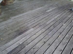 Cedar Decking   Buy or Sell Decks & Fences in Ontario