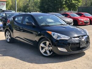 2012 Hyundai Veloster No-Accidents 6 Speed Manual Backup Cam