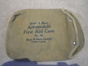 Bauer & Black Automobile First Aid Case