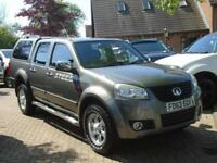 2014 Great Wall Steed 2.0TD 4X4 SE ( NO VAT 33,000 Miles )