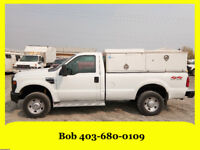 2008 Ford F350 Long Box 4x4 Service Truck For Sale Winnipeg Manitoba Preview