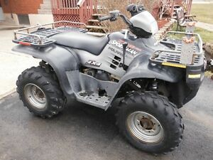 2002 Polaris 700 Twin