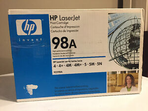 HP Laserjet Print Cartridges