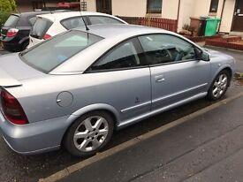 Vauxhall Astra- £450. ONO
